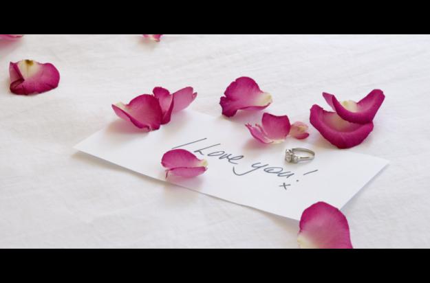 Romantic Home Proposal Ideas